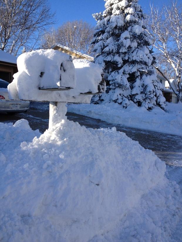 Serious Snow!