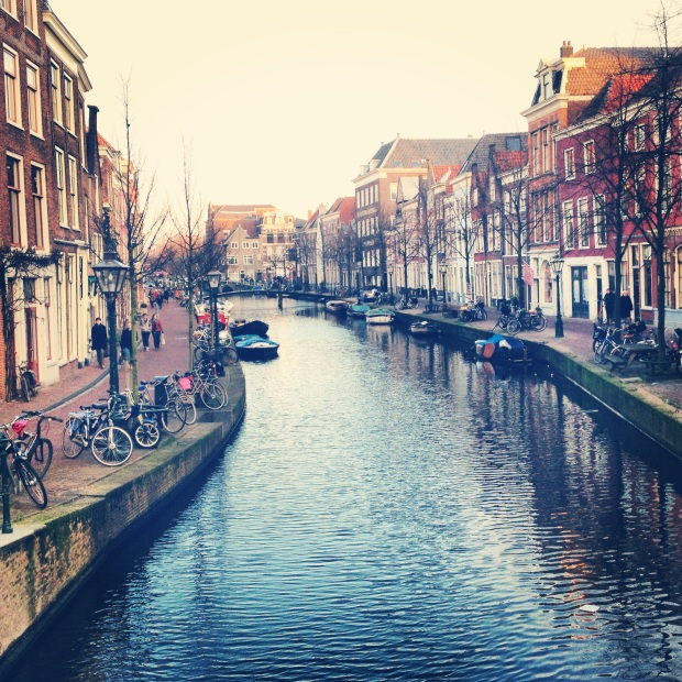 Leiden!  (Instagram filter applied...follow me for more photos)