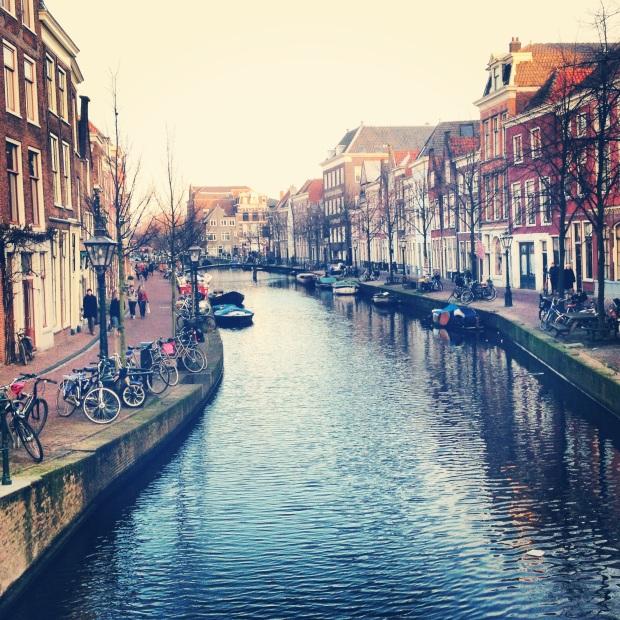 Leiden!  (Instagram filter applied...follow me for more photos)