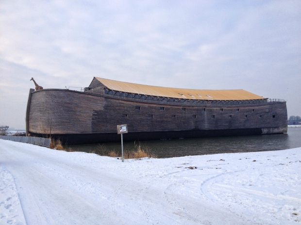 The full ark.