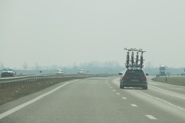 You know you are in The Netherlands when...