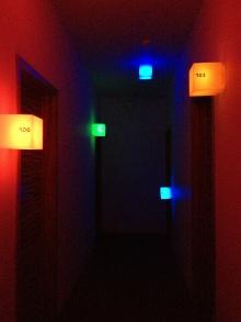 Crazy Hallway