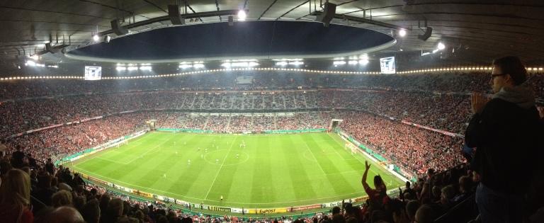 Inside - panorama!