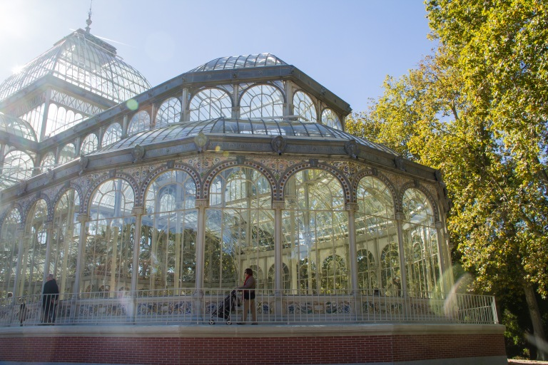 The crystal palace - loved this.