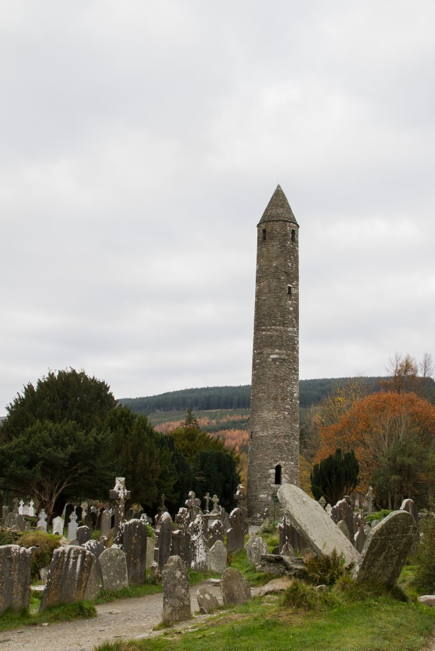 The round tower.
