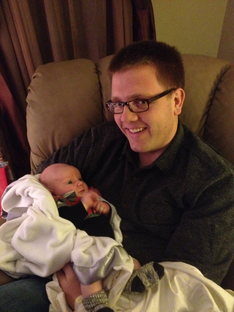 Our newest nephew, Westen!