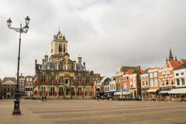 Delft main square.