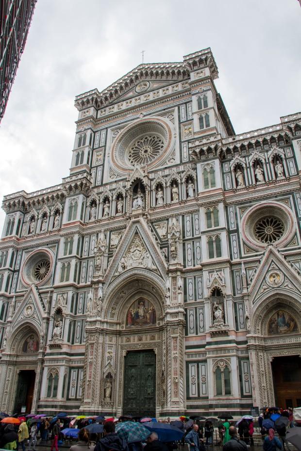 The basilica.