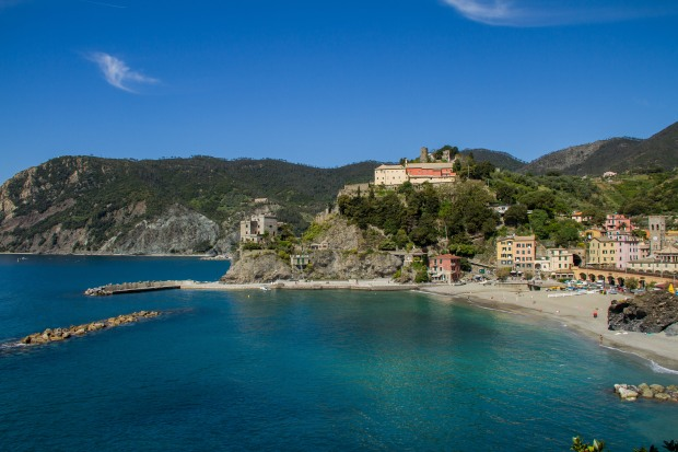 Saying goodbye to  Monterosso!
