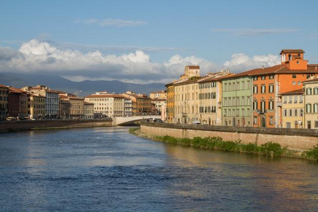 Pretty Pisa.