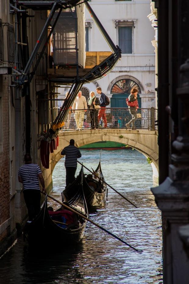 #4 - with gondolas.